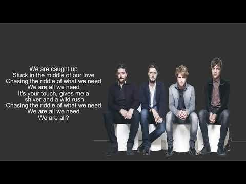 Kodaline=The Riddle,lyrics