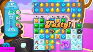 Candy Crush Soda Saga Level 1206 NO BOOSTERS Cookie