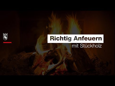 richtig anfeuern youtube. Black Bedroom Furniture Sets. Home Design Ideas