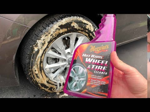 Meguiars Hot Rims: Wheel and Tire Cleaner Review