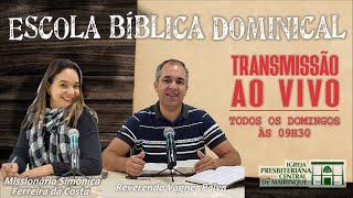Escola Bíblica Dominical 17/05/2020