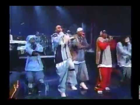 Nelly - Hot in Herre (Live on Letterman)