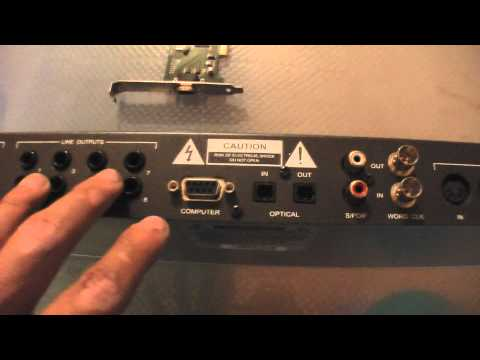 ¿Como grabar multiples canales de audio en pistas separadas?