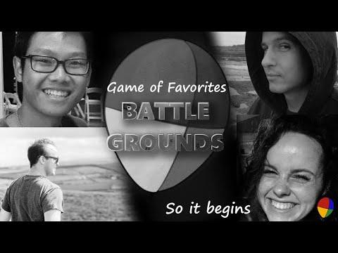 So it begins (Battlegrounds: Round 1 Game 1)