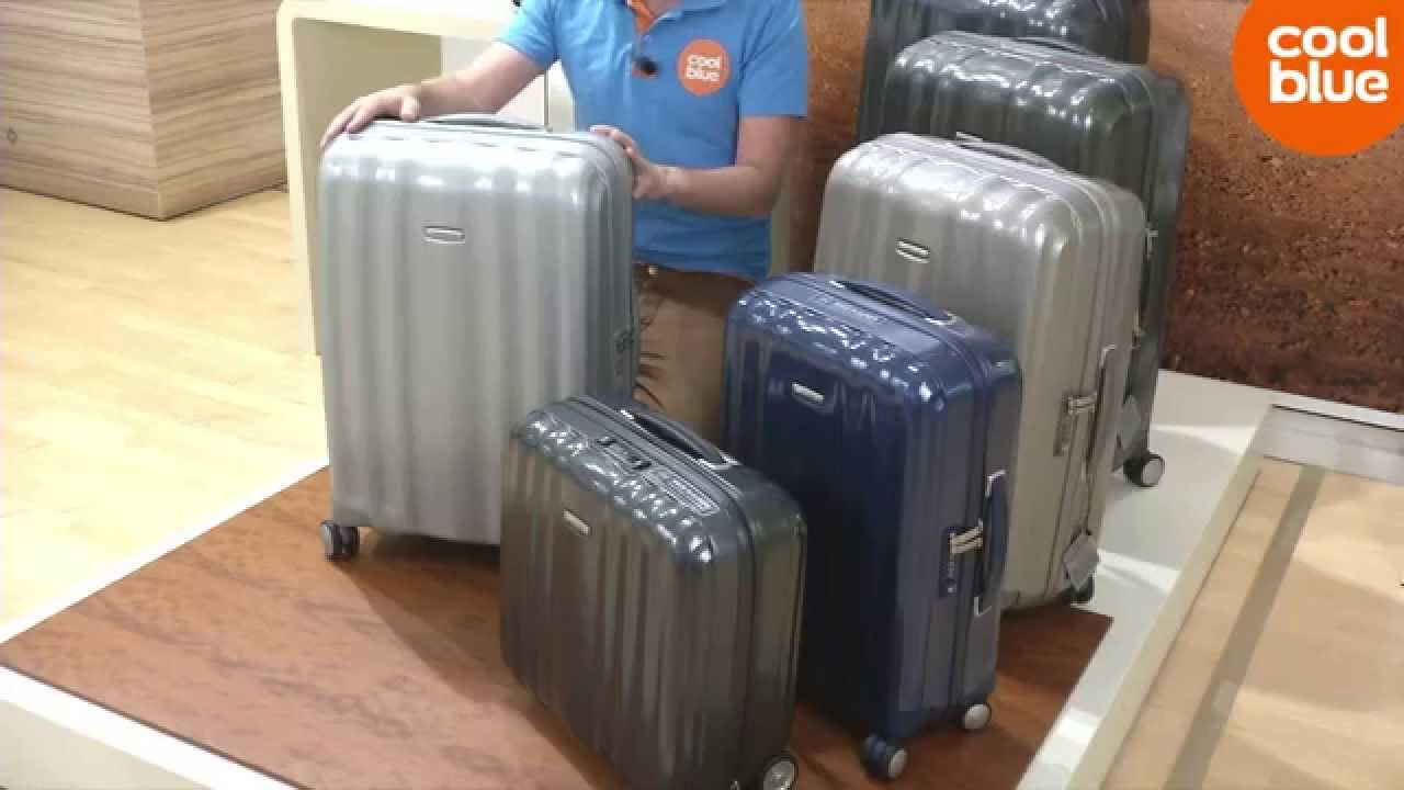 e40a3d18f Samsonite Lite-Cube koffer productvideo (NL/BE) - YouTube