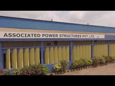Associated Power Structures Pvt  Ltd  Company Profile Video developed by Altis Communications