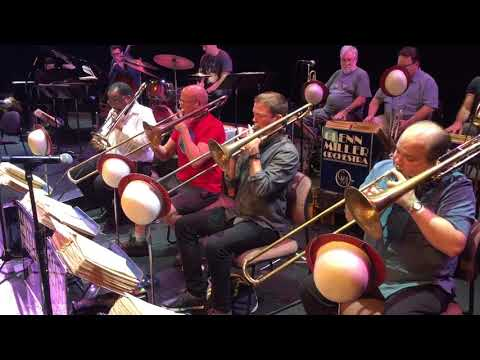 GMO Trombone Section - I'm Glad There is You - Soli