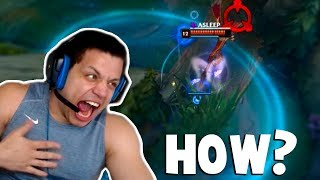 Tyler1 responds to imaqtpie mocking him | taliyah escapes shiphtur | gosu | lol funny moments