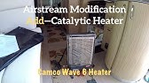 Off The Grid Rv Heat Olympian Wave 8 Heater Youtube