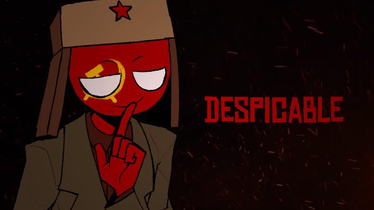 Download Despicable (lazy meme) [countryhumans]