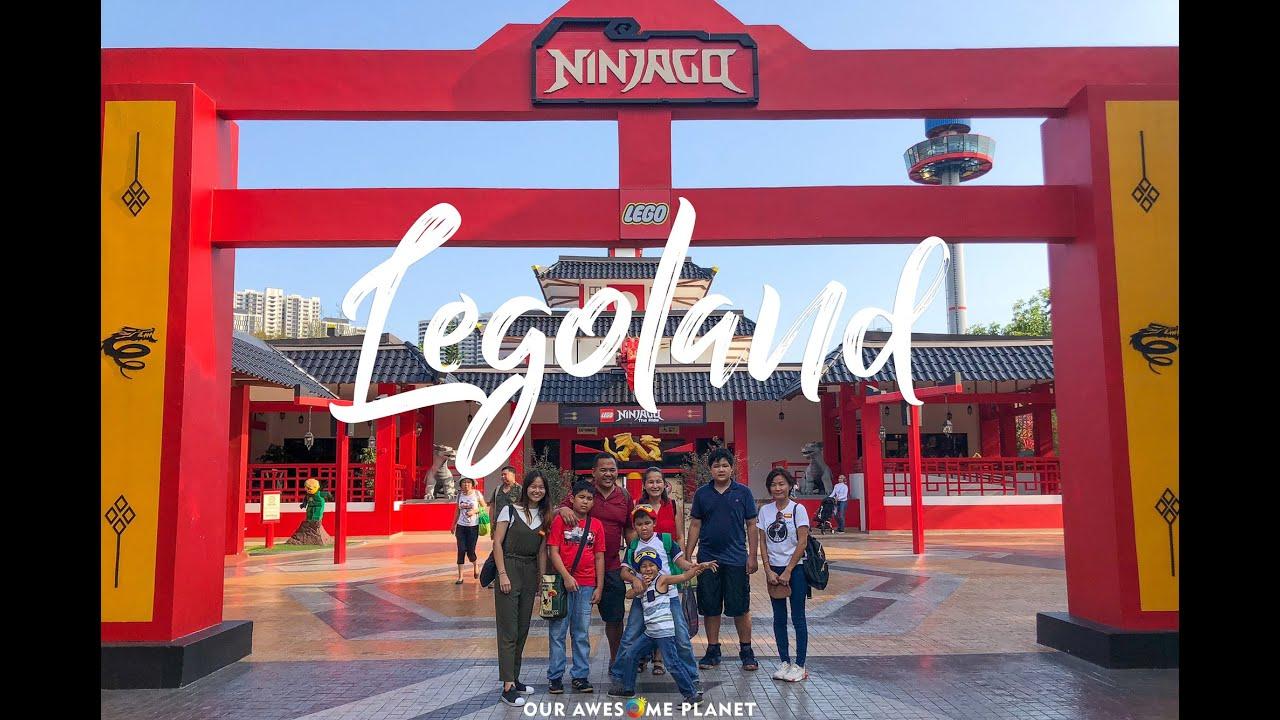 Legoland Malaysia Theme Park Family Adventure! - YouTube