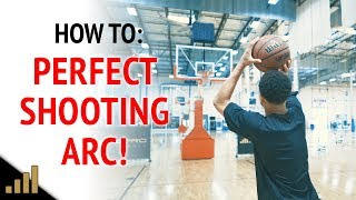 Top 3 Drills To Improve Your Shooting Arc! (Basketball Shooting Drills)
