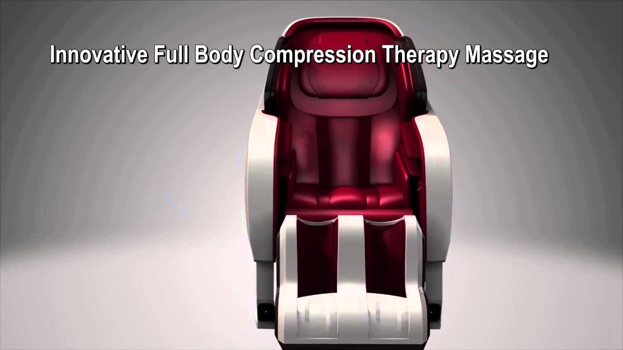 Infinity Iyashi Zero Gravity Massage Chair Introduction Video