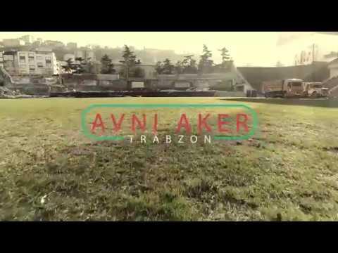 Efsane Avni Aker Stadi yıkılıyor