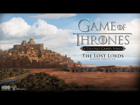 Game of Thrones - Episode 2: The Lost Lords (Part 1)