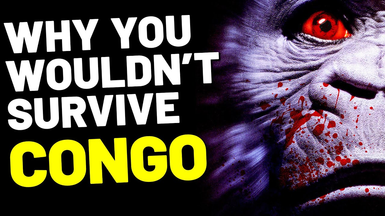Why You Wouldn't Survive The Killer Apes In Congo