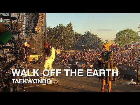 Walk Off The Earth | Taekwondo | CBC Music Festival