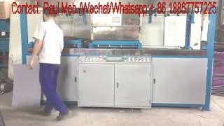 Auto type Vacuum forming Machine
