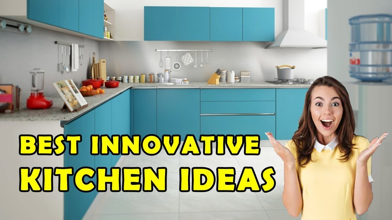Best Innovative Kitchen Ideas Modular Kitchen Designs Youtube