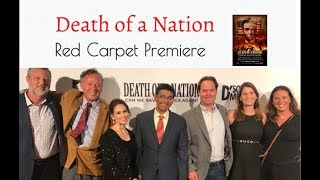 """""""Death of a Nation"""" Movie Red Carpet Premiere"""