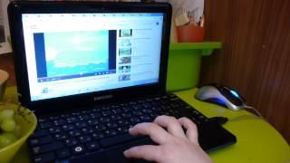 ч. 3. Создаем новые клипы на компьютере самостоятельно, Диана 6 лет, 2013г