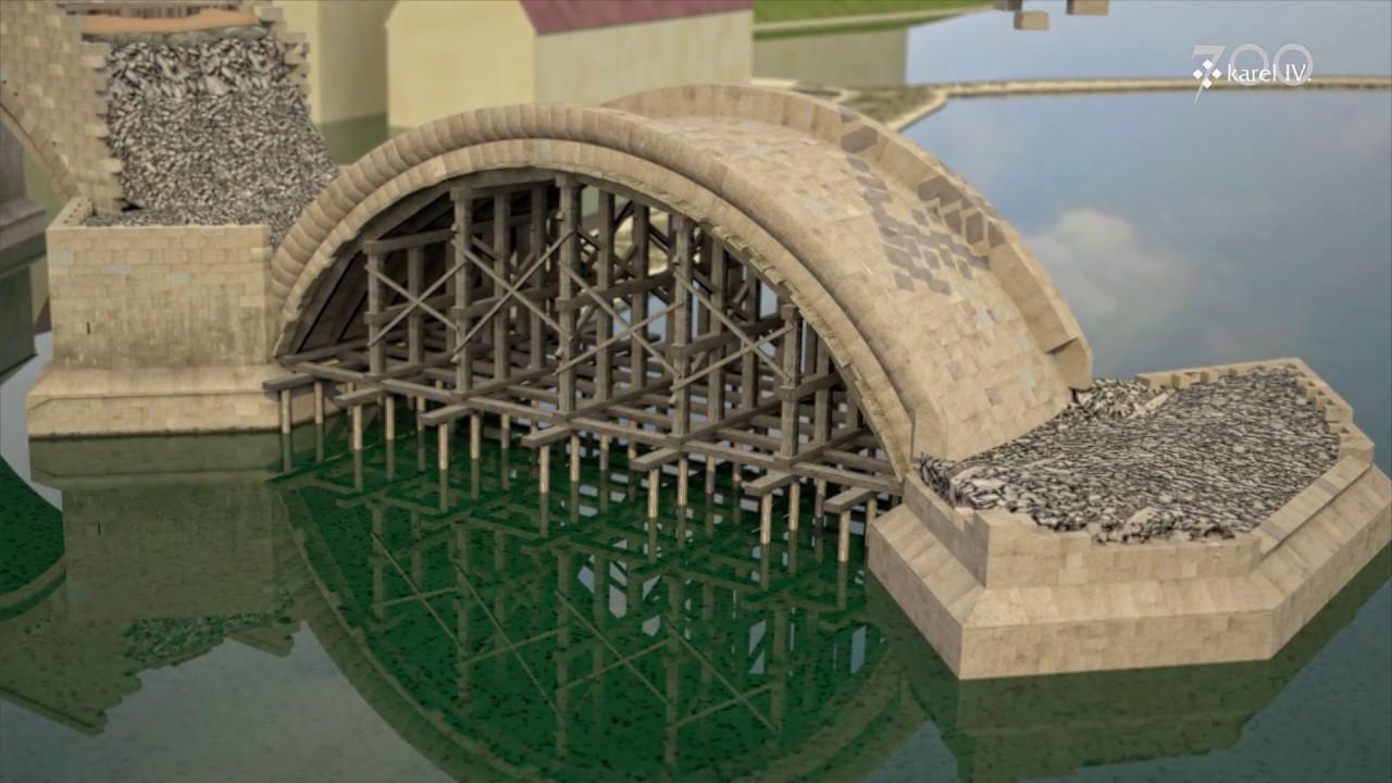 How Prague's 14th Century Charles Bridge was Built