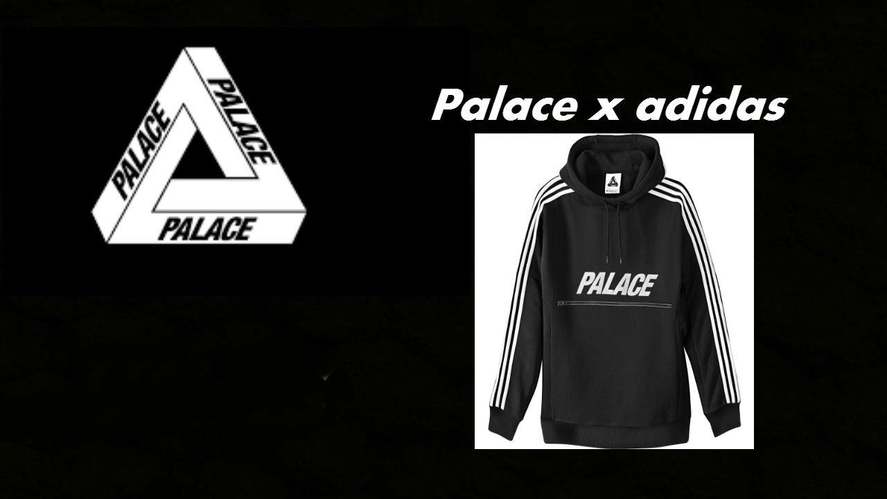 41ac7e457ea1 Palace x Adidas Jacket - YouTube
