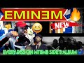 Gambar cover Every Diss On EMINEM's