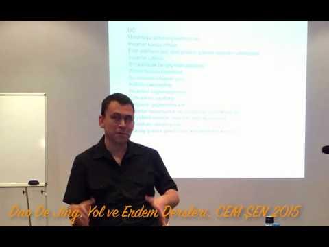 Yol ve Erdem Dersleri, 3. Bölüm, Giriş, Cem Şen Eğitimleri