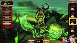 Ghosty experiences the Demon Hunter