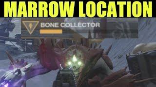 Bone Collector's Marrow Acquired -Destiny 2 Bone Collectors Marrow Location (Symphony of Death)