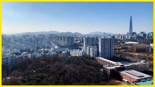 올림픽선수기자촌(올림픽선수촌, 올선)뷰 | 서울 송파구…