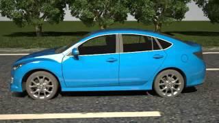 видео Высота автомобильных колес