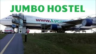 Video JumboStay Hotel Stockholm|Boeing 747 Hotel download MP3, 3GP, MP4, WEBM, AVI, FLV Agustus 2018