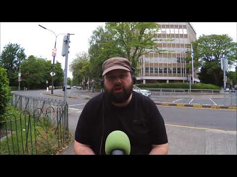 Jimi Cullen - Guerrilla Gigs Ep.4 - Palestine - Live From Israeli Embassy