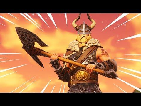 SOY UN VIKINGO | FORTNITE: Battle Royale