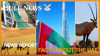 UAE NATIONAL DAY 2020: 49 amazing facts about the UAE for its 49th year