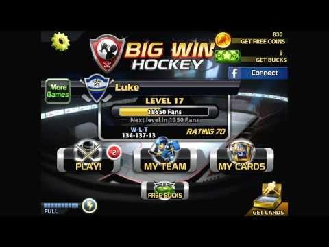 big win hockey hack apk