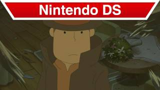 Nintendo DS - Professor Layton and the Last Specter Trailer