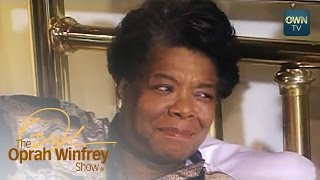 One Most Important Lessons Dr Maya Angelou Ever Taught Oprah