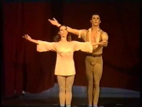 Jose Cruz Ballet Twilight with Cristine Camillo Deutsche Oper Berlin