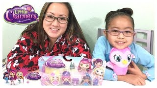 little charmers best friends 3 pack nick jr toy doll unboxing xy adventurez
