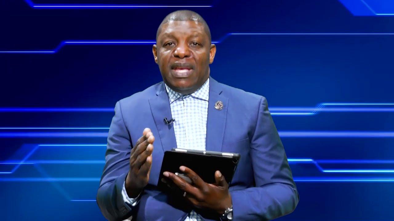 Daring Faith | Bishop Stephane | Thursday 13 August 2020 | AMI LIVESTREAM