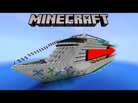 Minecraft PE: Crusis Ship - (Serenity Independence) Preview