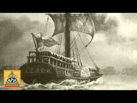 10 самых известных первых пароходов