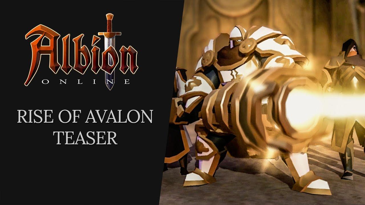 Rise of Avalon - już w sierpniu Albion Online