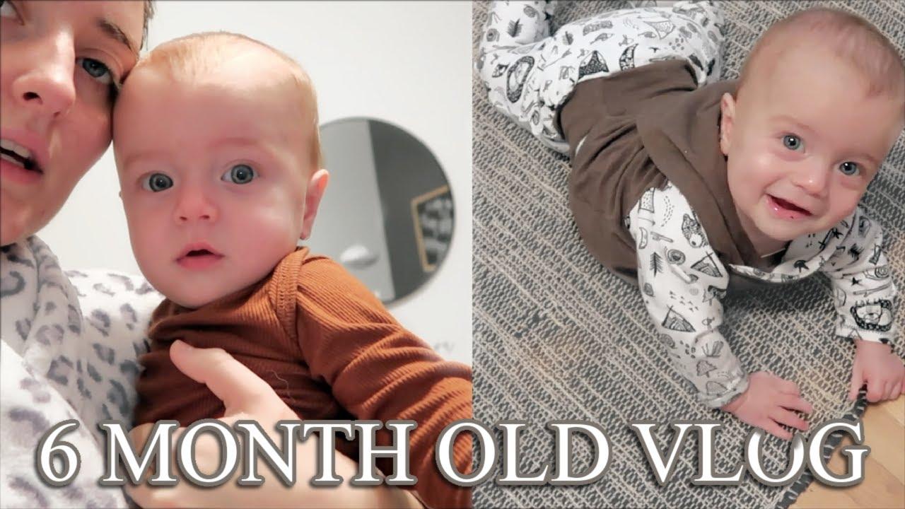 DITL VLOG: Putting Away Baby Clothes + Going Through Nursery Closet!