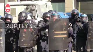 France: Yellow Vest violence spirals out of control in Paris