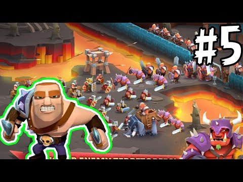 ⚔️ Game of Warriors - Map Conquer #5 iOS/Android gameplay