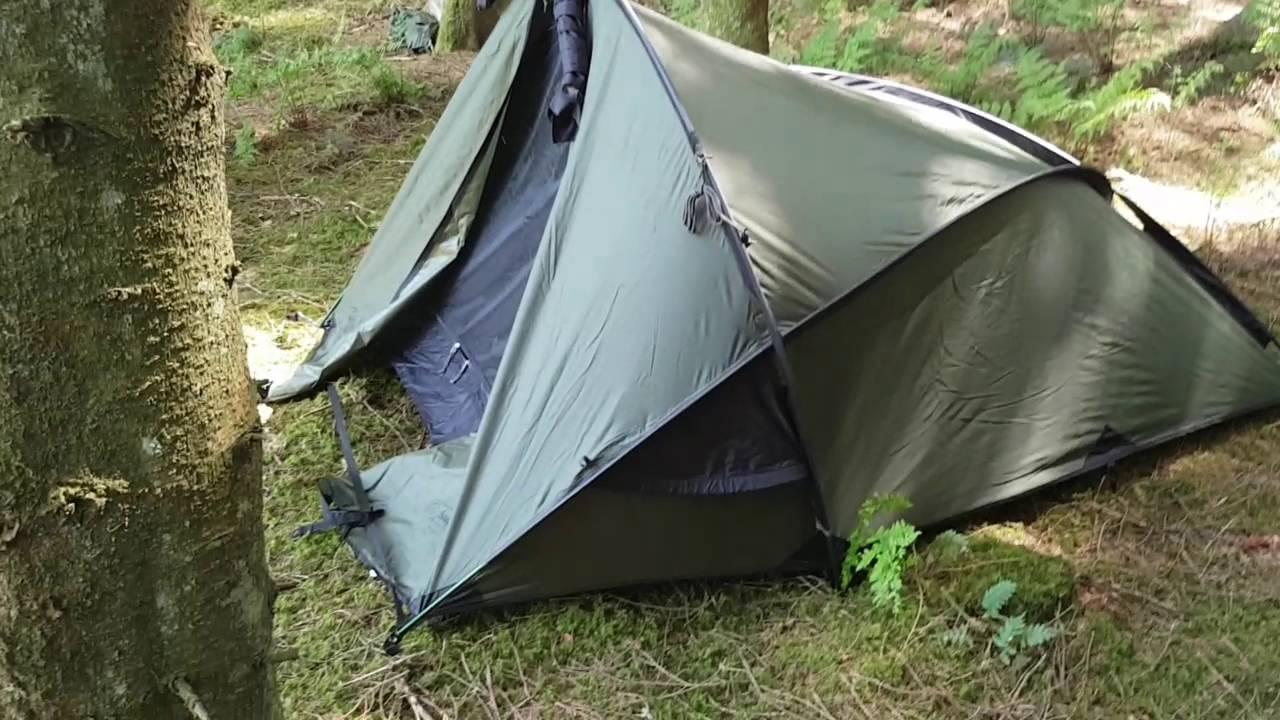 & Getting Wild with the Snugpak Scorpion 2 Tent... - YouTube